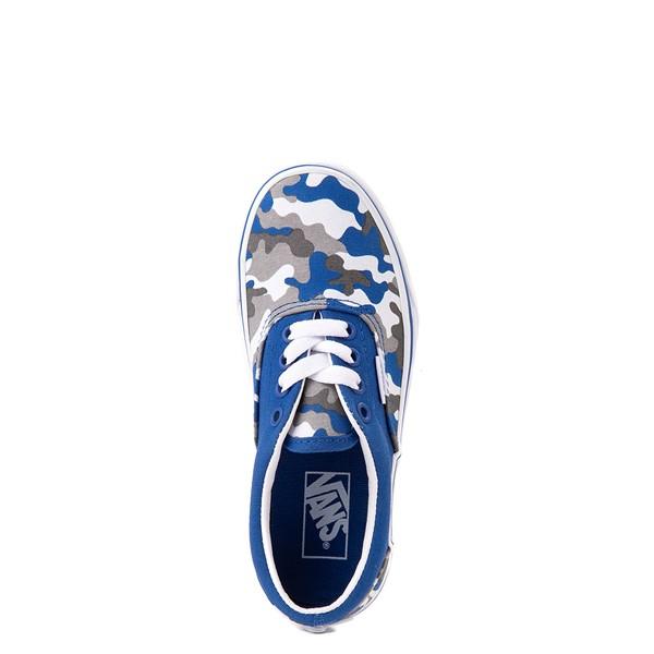 alternate view Vans Era Skate Shoe - Big Kid - Nautical Blue CamoALT2