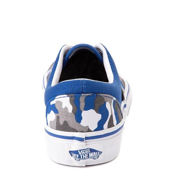 alternate view Vans Era Skate Shoe - Big Kid - Nautical Blue CamoALT4