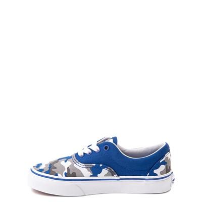 Alternate view of Vans Era Skate Shoe - Big Kid - Nautical Blue Camo