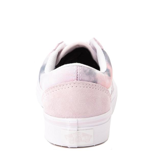 alternate view Vans Old Skool Cloud Wash ComfyCush® Skate Shoe - Little Kid - Orchid IceALT4