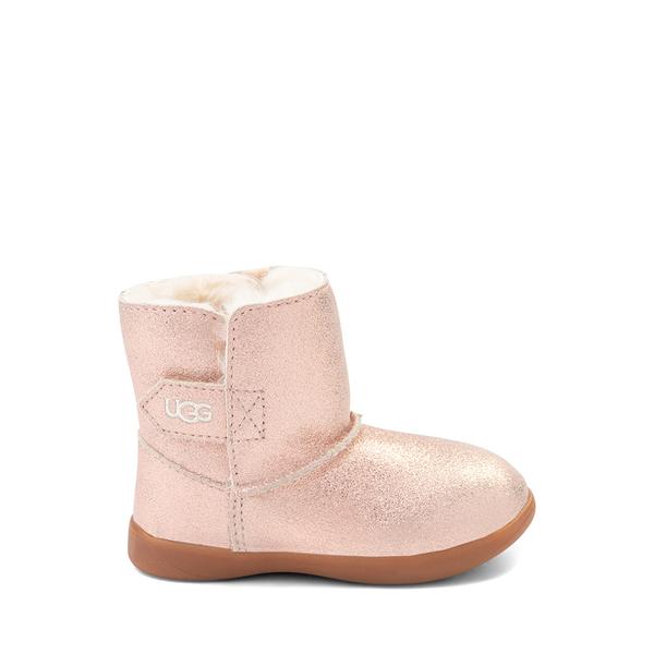 Main view of UGG® Keelan Glitter Boot - Toddler / Little Kid - Gold
