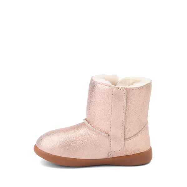 alternate view UGG® Keelan Glitter Boot - Toddler / Little Kid - GoldALT1