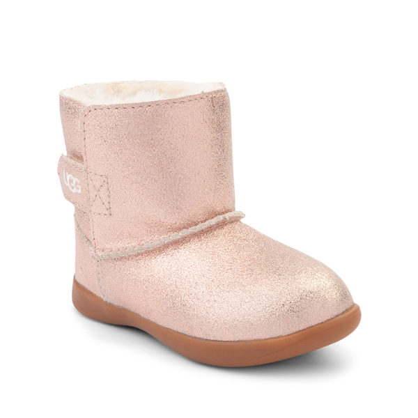 alternate view UGG® Keelan Glitter Boot - Toddler / Little Kid - GoldALT5