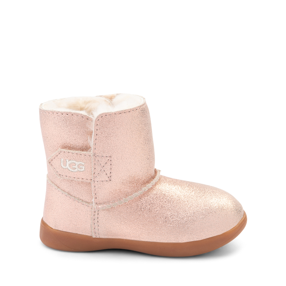 UGG® Keelan Glitter Boot - Baby / Toddler - Rose Gold