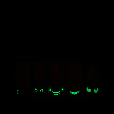 Alternate view of Face It Glow Liners 5 Pack - Toddler - Multicolor