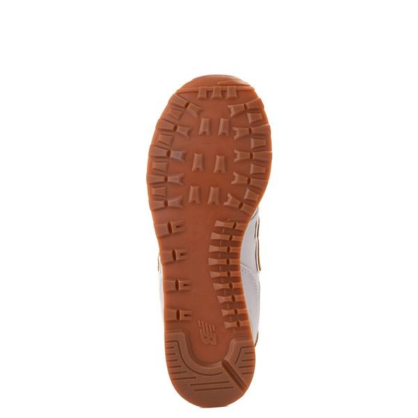 alternate view Mens New Balance 574 Athletic Shoe - Gray / TanALT3