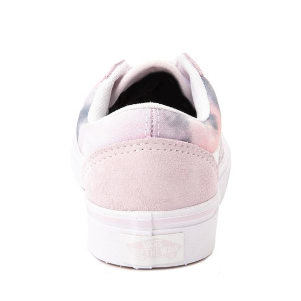 alternate view Vans Old Skool Cloud Wash ComfyCush® Skate Shoe - Big Kid - Orchid IceALT4