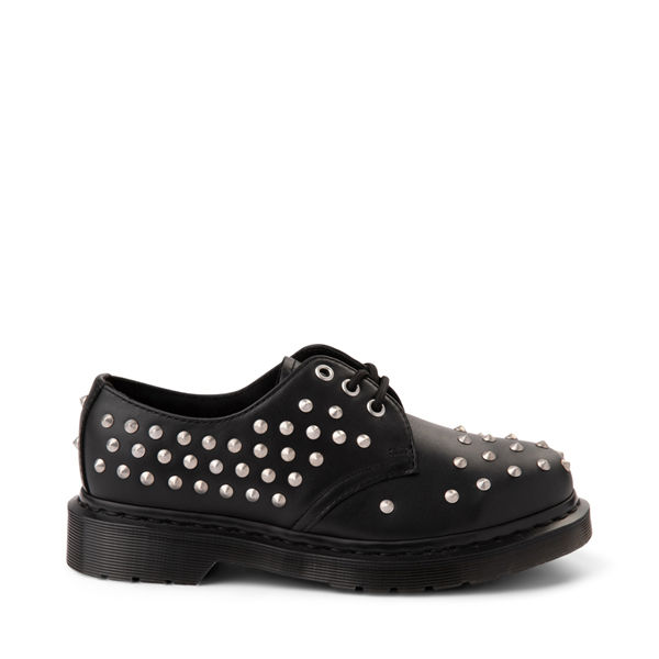 Main view of Dr. Martens 1461 Stud Casual Shoe - Black
