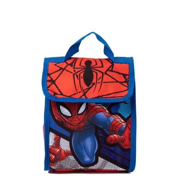 alternate view Marvel Spider-Man Backpack Set - RedALT3B