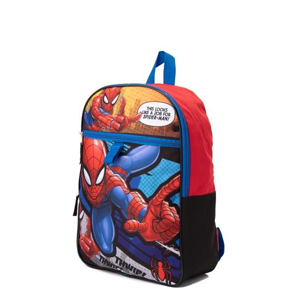 alternate view Marvel Spider-Man Backpack Set - RedALT4