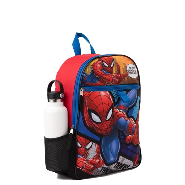 alternate view Marvel Spider-Man Backpack Set - RedALT4B