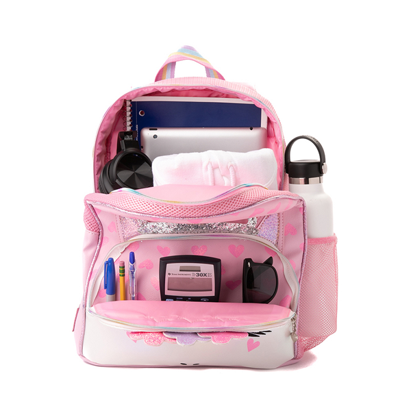 alternate view Unicorn Crown Backpack - PinkALT1