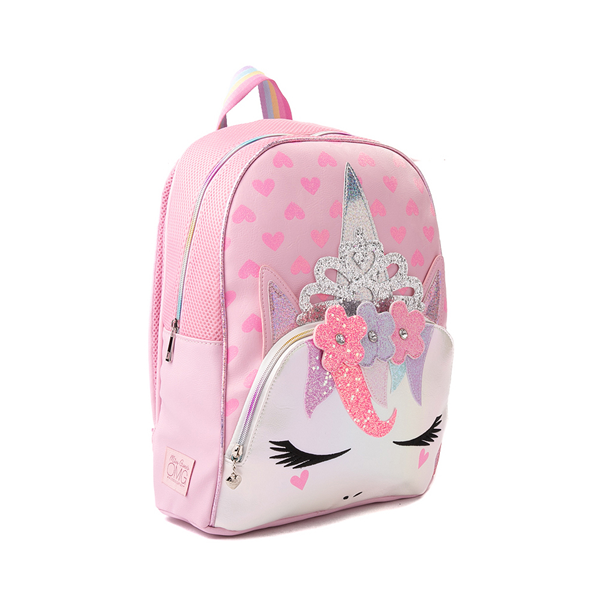 alternate view Unicorn Crown Backpack - PinkALT4B