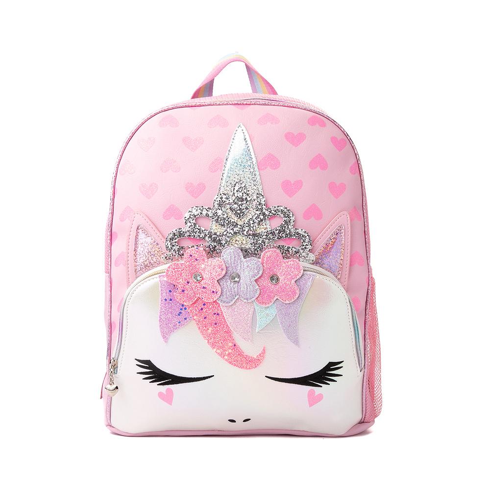 Unicorn Crown Backpack - Pink