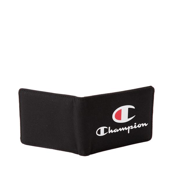 alternate view Champion Bifold Wallet - BlackALT2