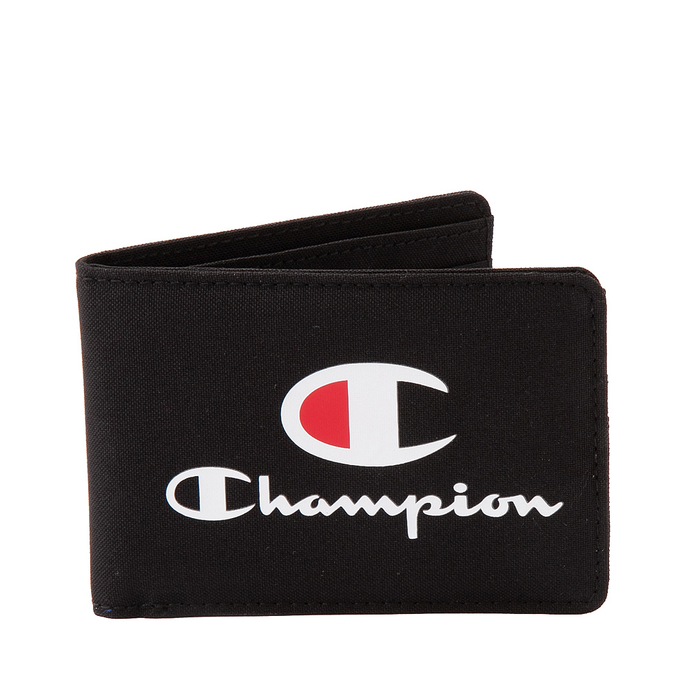 Champion Bifold Wallet - Black