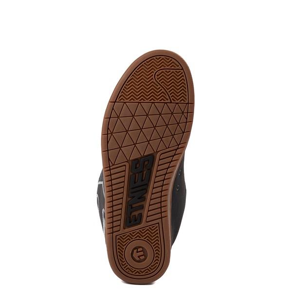alternate view Mens etnies Fader Skate Shoe - Gray / GumALT3