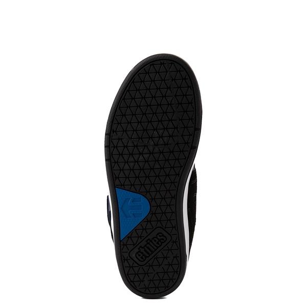 alternate view Mens etnies Fader 2 Skate Shoe - Black / Gray / Royal BlueALT3