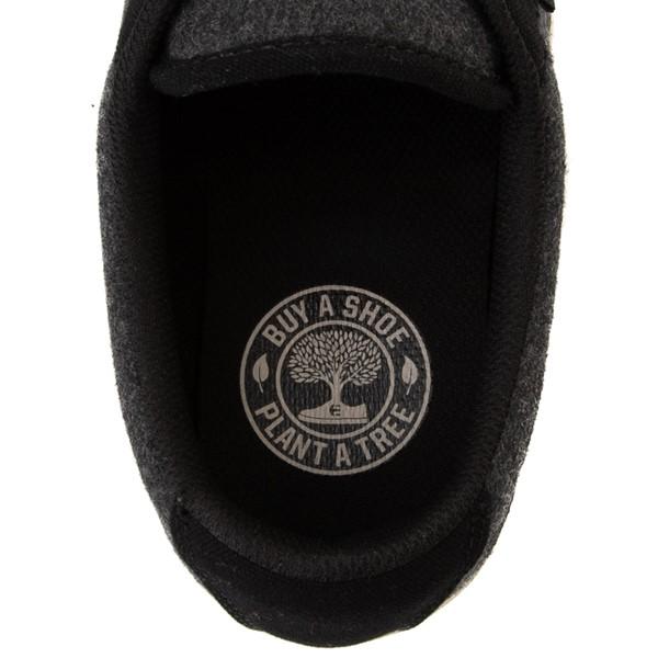 alternate view Mens etnies Jameson 2 Eco Skate Shoe - Black / Heather GrayALT4C