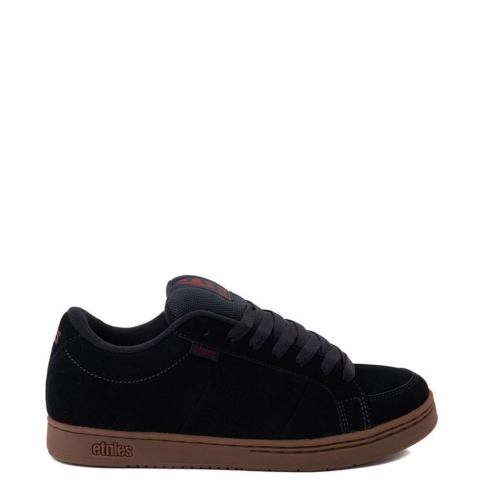 Mens etnies Kingpin Skate Shoe - Navy / Gum