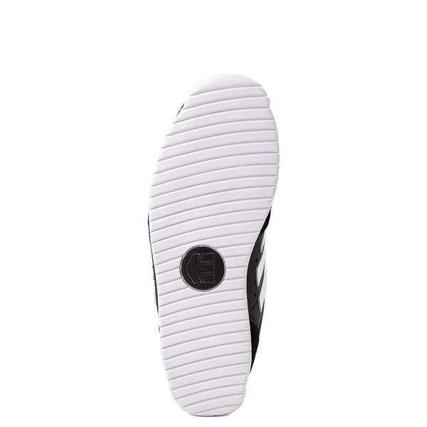 alternate view Mens etnies Lo-Cut CB Skate Shoe - BlackALT3