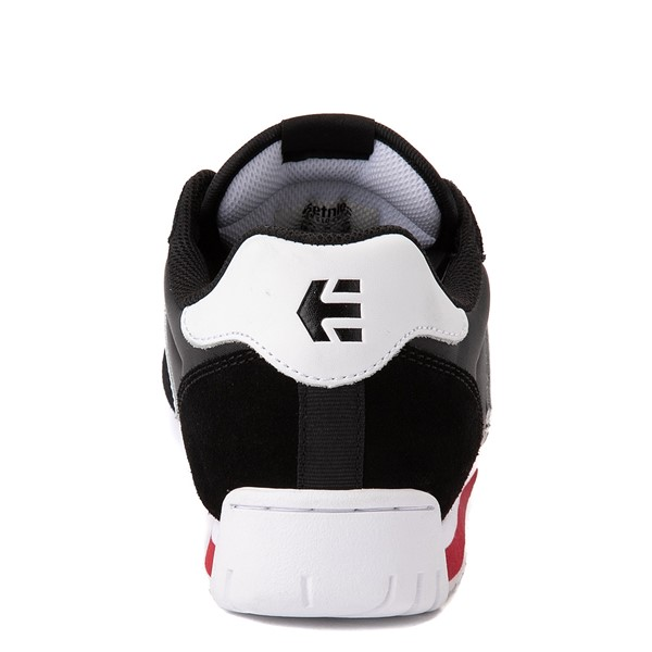 alternate view Mens etnies Lo-Cut CB Skate Shoe - BlackALT4