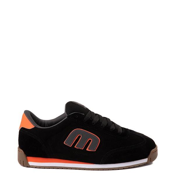 Main view of Mens etnies Lo-Cut II LS Skate Shoe - Black / Gray / Orange
