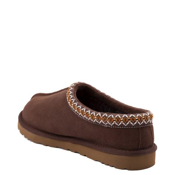 alternate view Mens UGG® Tasman Casual Shoe - ChocolateALT2