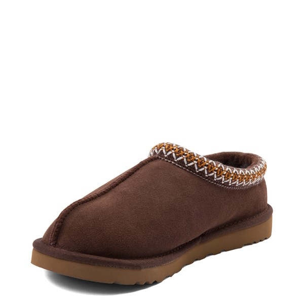 alternate view Mens UGG® Tasman Casual Shoe - ChocolateALT3