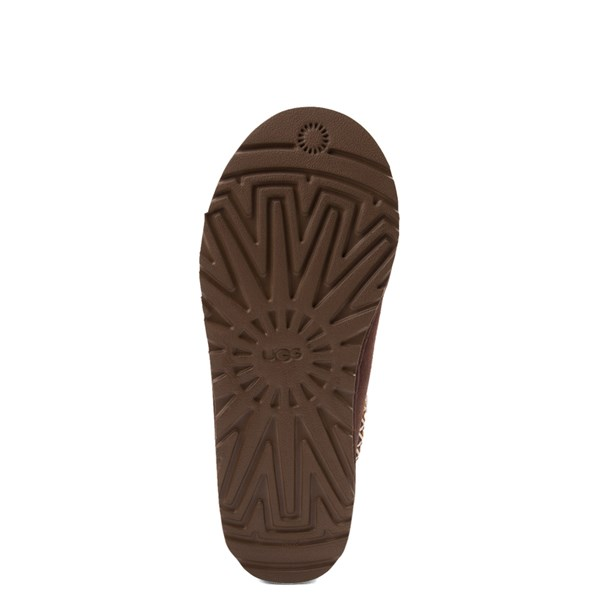 alternate view Mens UGG® Tasman Casual Shoe - ChocolateALT5