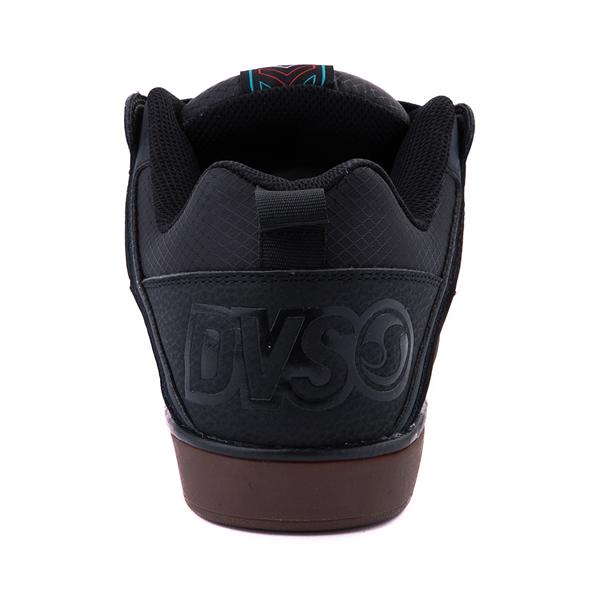 alternate view Mens DVS Comanche 2.0+ Skate Shoe - Black / GumALT4
