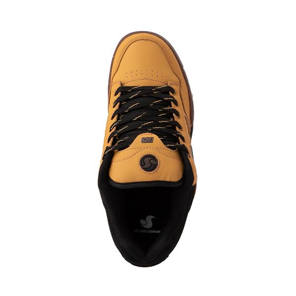 alternate view Mens DVS Enduro Heir Skate Shoe - Chamois / BlackALT2