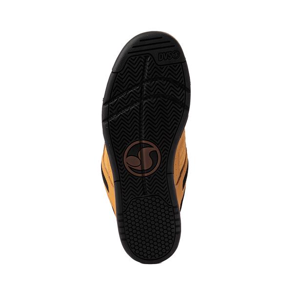 alternate view Mens DVS Enduro Heir Skate Shoe - Chamois / BlackALT3
