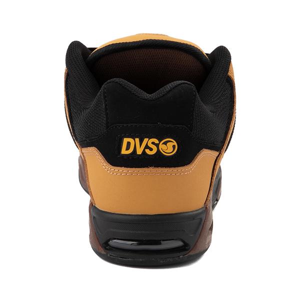 alternate view Mens DVS Enduro Heir Skate Shoe - Chamois / BlackALT4
