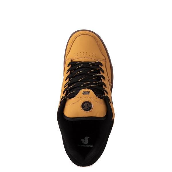 alternate view Mens DVS Enduro Heir Skate Shoe - Chamois / BlackALT4B