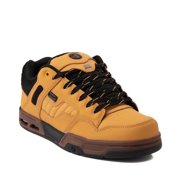 alternate view Mens DVS Enduro Heir Skate Shoe - Chamois / BlackALT5