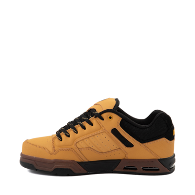 Alternate view of Mens DVS Enduro Heir Skate Shoe - Chamois / Black