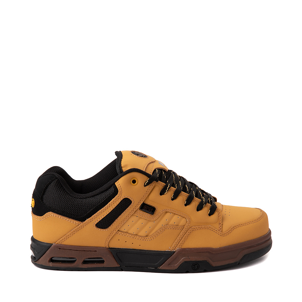 Mens DVS Enduro Heir Skate Shoe - Chamois / Black