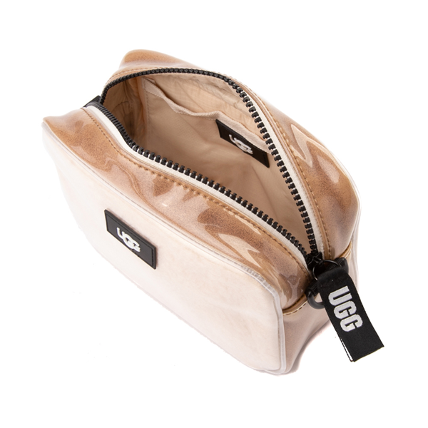 alternate view UGG® Janey II Crossbody Bag - Clear / NaturalALT3