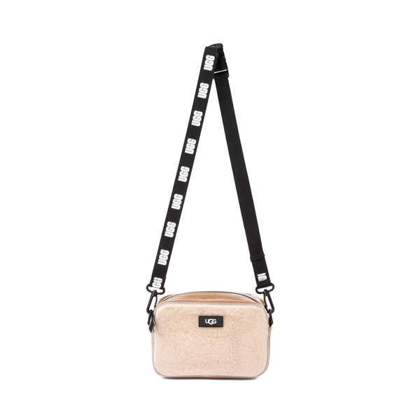 alternate view UGG® Janey II Crossbody Bag - Clear / NaturalALT3B