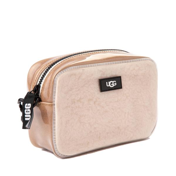 alternate view UGG® Janey II Crossbody Bag - Clear / NaturalALT4B