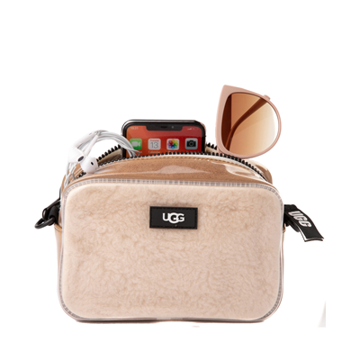 Alternate view of UGG® Janey II Crossbody Bag - Clear / Natural