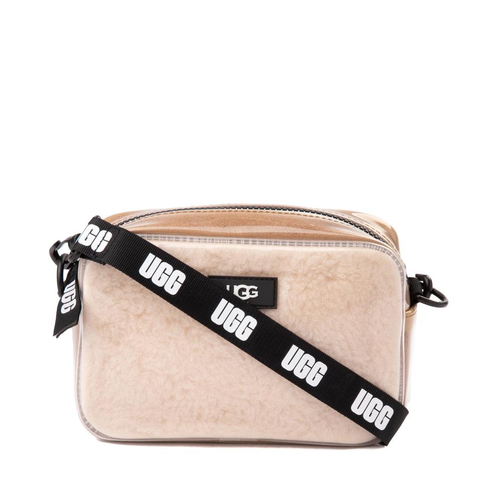 UGG® Janey II Crossbody Bag - Clear / Natural