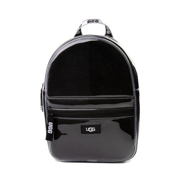 Main view of UGG® Dannie II Mini Backpack - Clear / Black