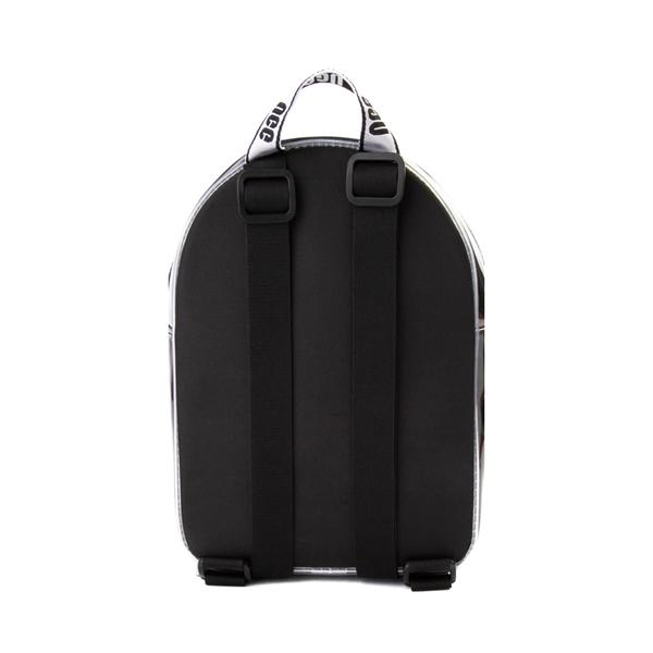 alternate view UGG® Dannie II Mini Backpack - Clear / BlackALT2