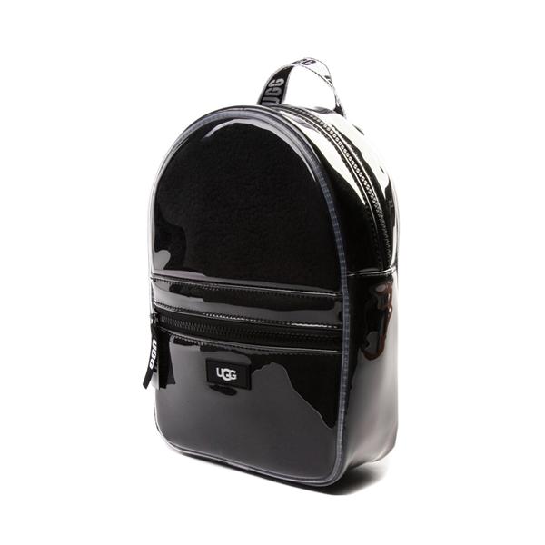 alternate view UGG® Dannie II Mini Backpack - Clear / BlackALT4