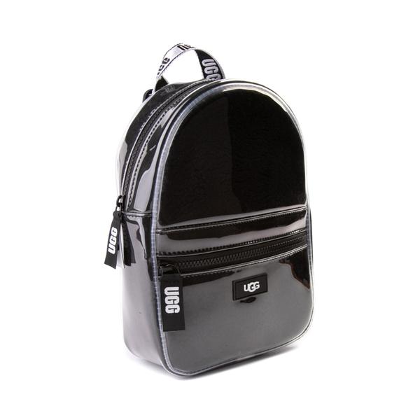 alternate view UGG® Dannie II Mini Backpack - Clear / BlackALT4B