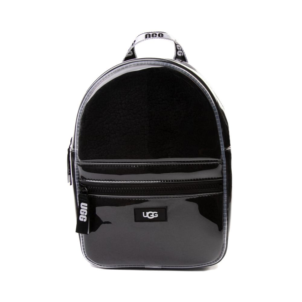 UGG® Dannie II Mini Backpack - Clear / Black