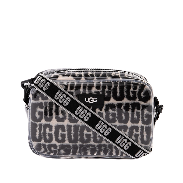 Main view of UGG® Janey II Crossbody Bag - Clear / Black