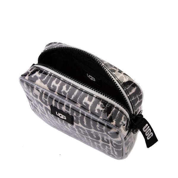 alternate view UGG® Janey II Crossbody Bag - Clear / BlackALT3